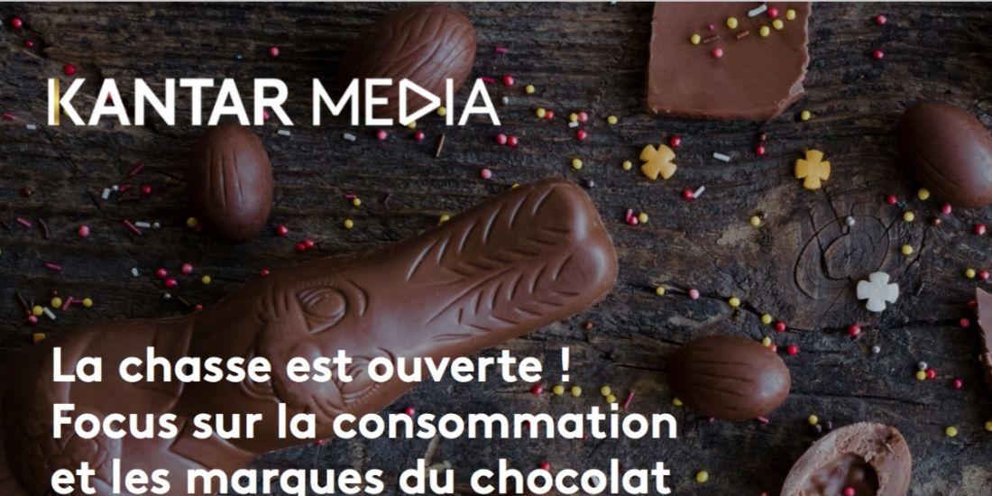 Kantar Media dévoile une infographie sur le chocolat