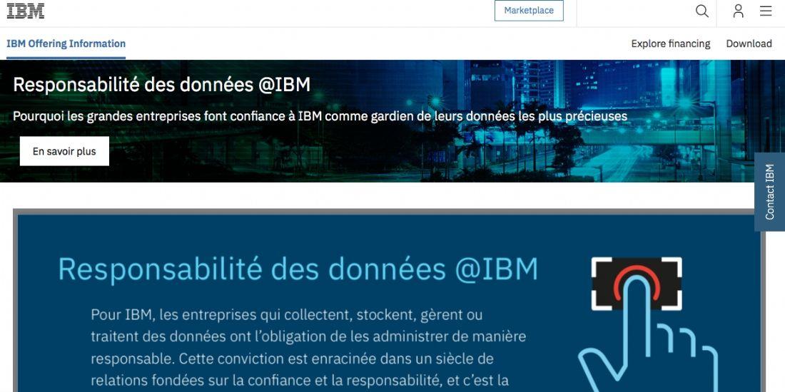 IBM renforce ses investissements dans l'IA en France