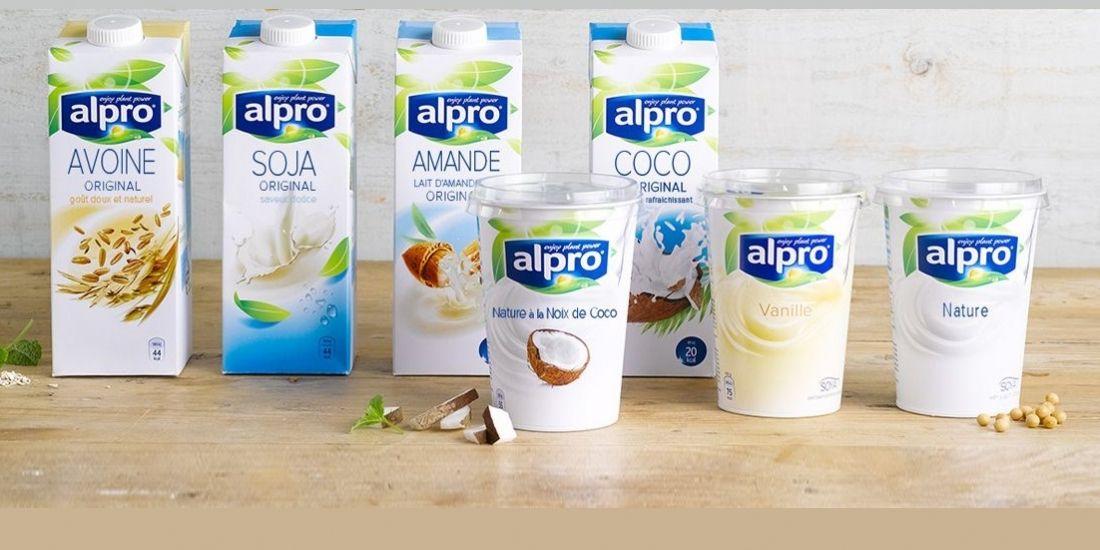 yaourt andros végétal