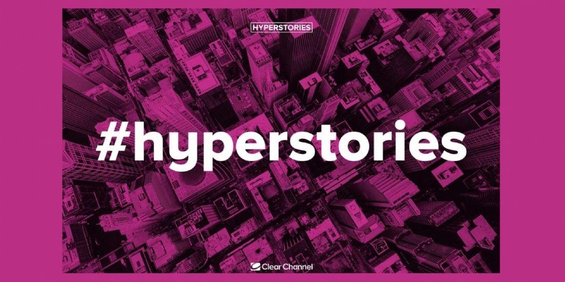 Avec Hyperstories, Clear Channel décline les formats Brut et Monolith en DOOH