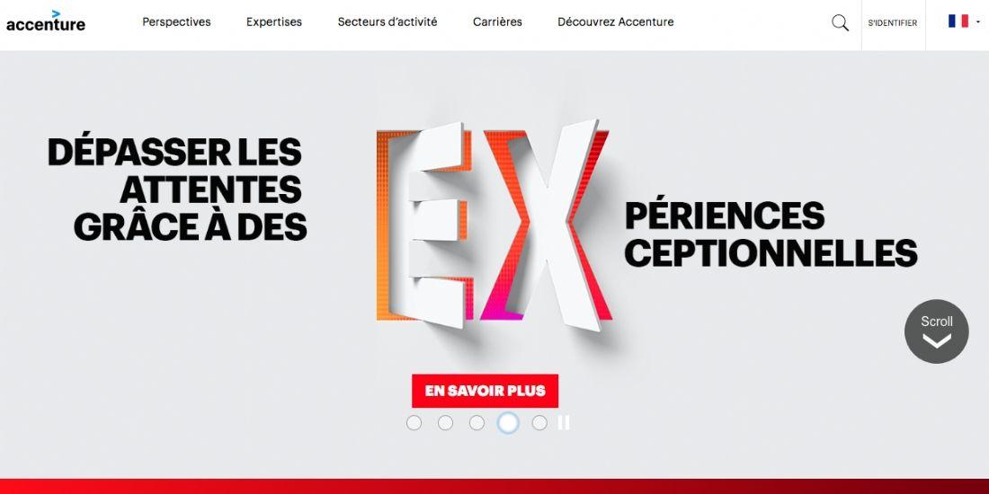 Clients inquiets ou insatisfaits: un marché de plus de 100 milliards d'euros par an en France selon Accenture Strategy