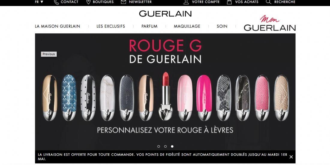 Guerlain propose une nouvelle expérience client avec Hapticmedia