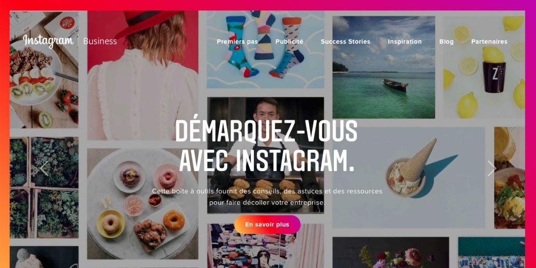 Instagram lance une nouvelle messagerie professionnelle