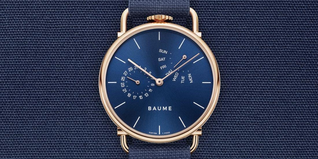 Richemont mise sur Vivatech pour promouvoir sa nouvelle marque Baume