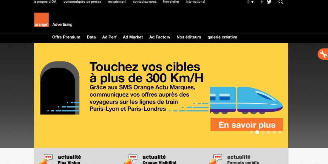 Orange Advertising lance son offre d'extension d'audience