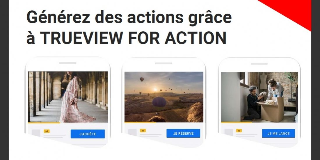 Direct response, la nouvelle offre pub de YouTube