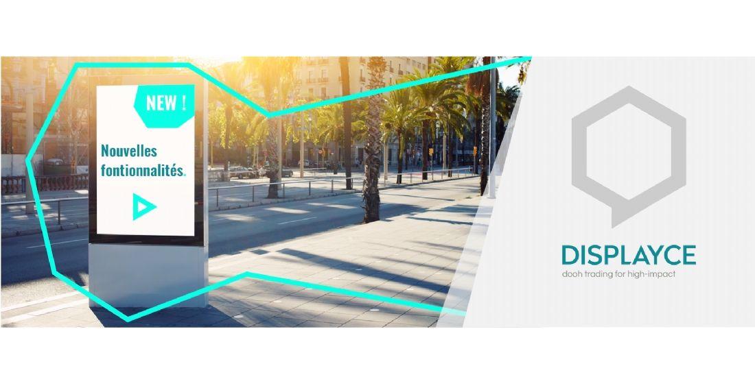 Displayce intègre l'IA à sa plateforme programmatique DOOH