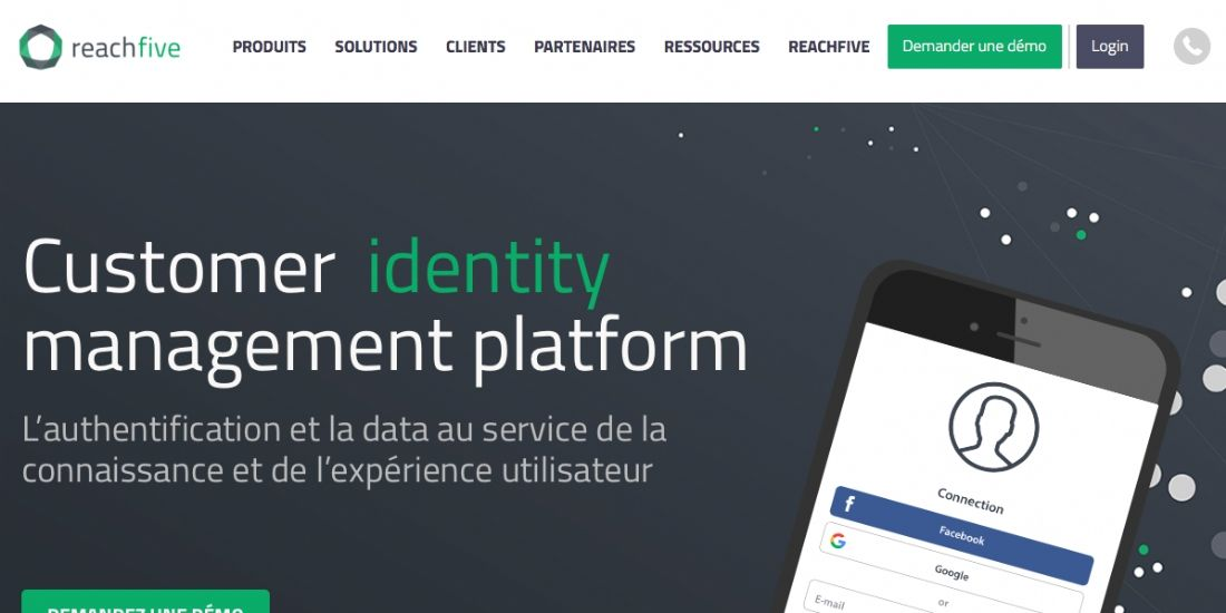 Commerce conversationnel: ReachFive passe à l'authentification sur chatbot