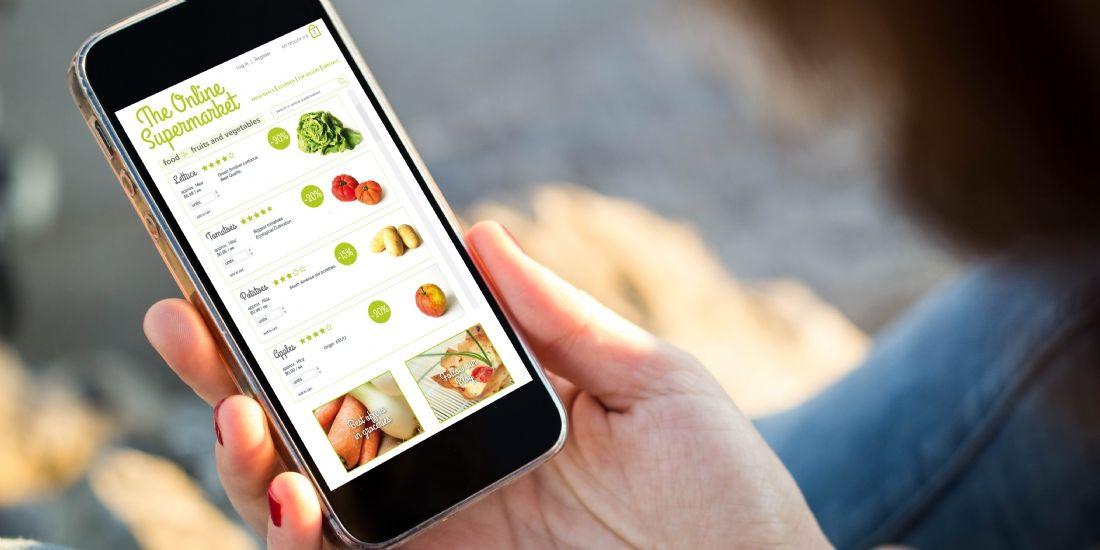 [Étude] Seuls 6% des Français privilégient le Web pour leurs dépenses alimentaires
