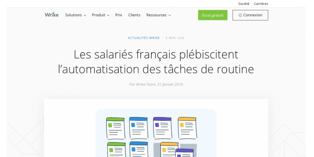 Les marketeurs français à la traîne sur l'utilisation des outils de transformation digitale