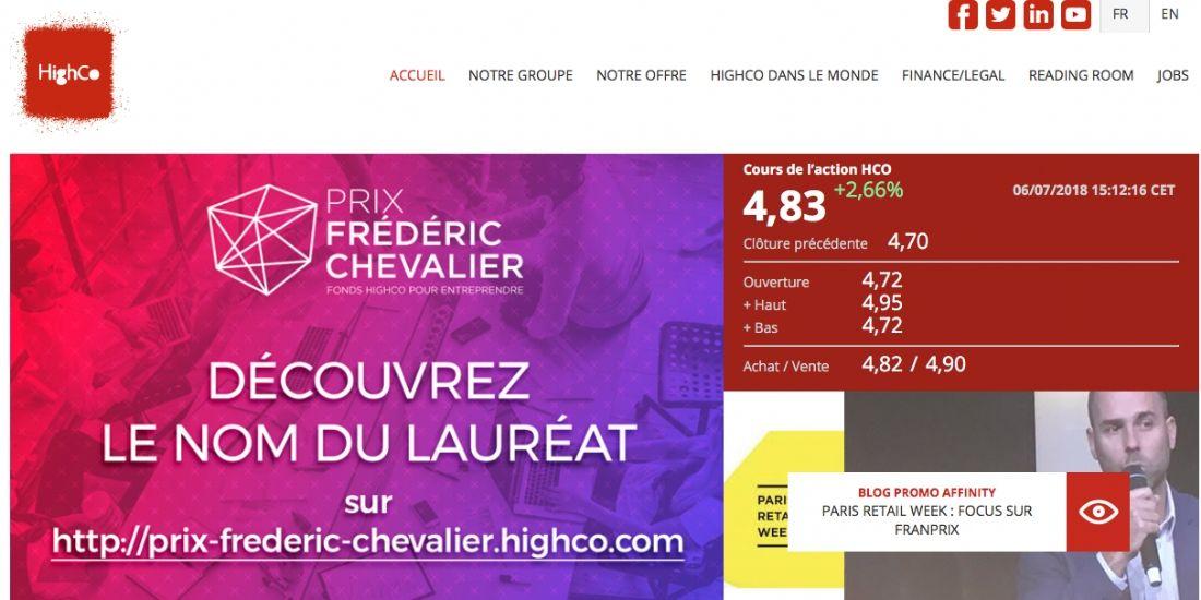 HighCo acquiert l'agence mobile first Useradgents et renforce ses activités digitales