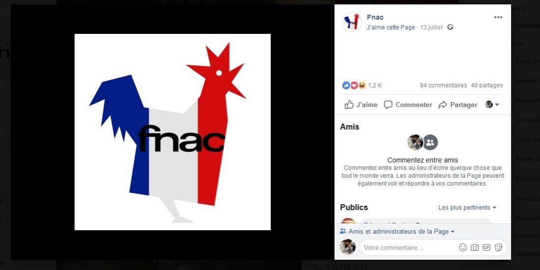 Les technologies de fnac darty pour sa strat gie social media - Prise cpl darty ...