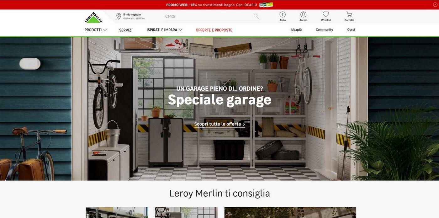 Comment Leroy Merlin Sadapte à Ses Consommateurs En Italie