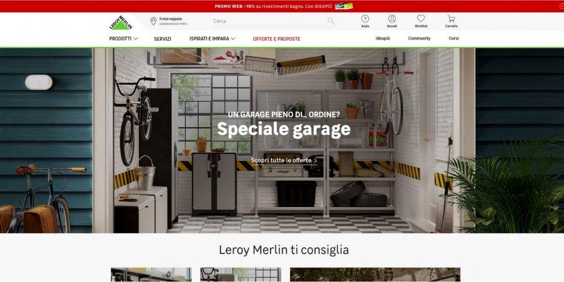 Comment Leroy Merlin s'adapte à ses consommateurs en Italie