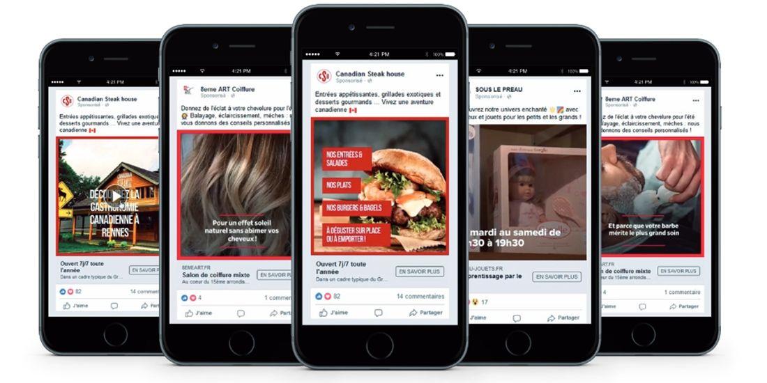 Solocal et Facebook lancent les 'Social vidéos'
