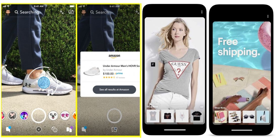 Snapchat lance un nouveau pixel de ciblage publicitaire