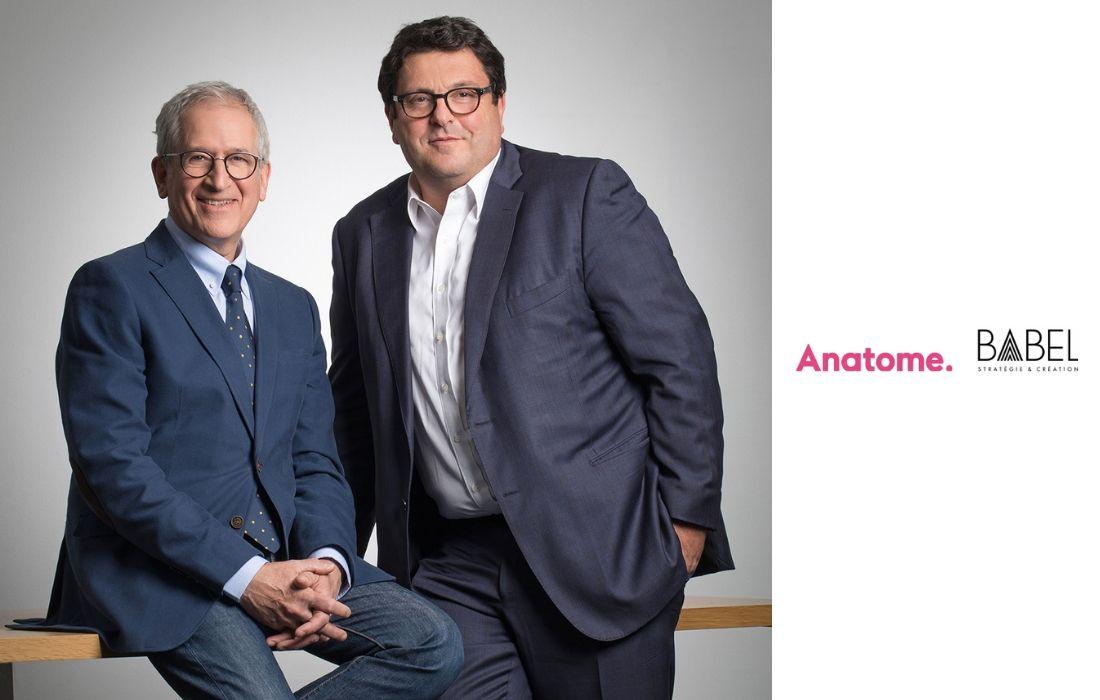 L'agence Babel fait l'acquisition d'Anatome