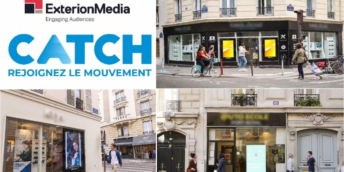 ExterionMedia s'associe à Vice et Nicolas pour digitaliser l'affichage dans Paris