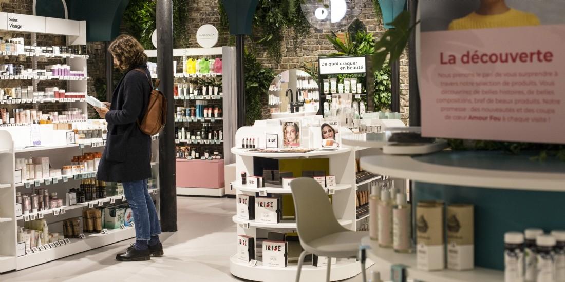 Carrefour inaugure son premier magasin dédié à la beauté 'Sources'