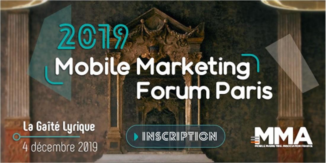 Le Mobile Marketing Forum Paris de retour le 4 décembre