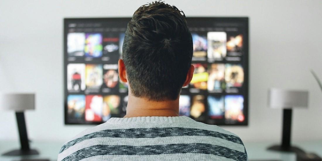 La TV linéaire pèse 84% des vidéos consommées en France