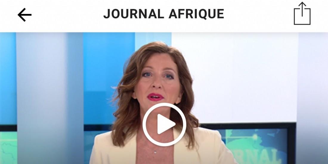 L'application de TV5 Monde Afrique fait des émules