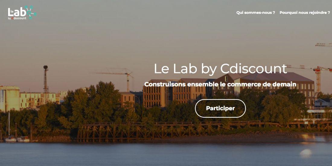 Cdiscount inaugure son 'Lab'
