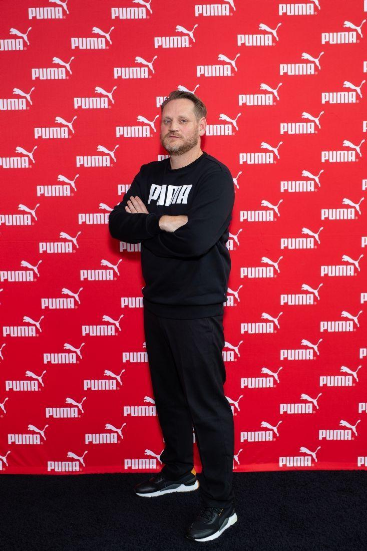 Benoît Menard (Puma) va
