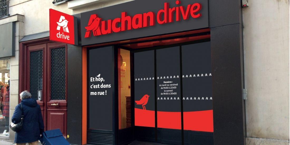 Auchan Retail : des pertes considérables en 2018 mais pas de fermetures en France