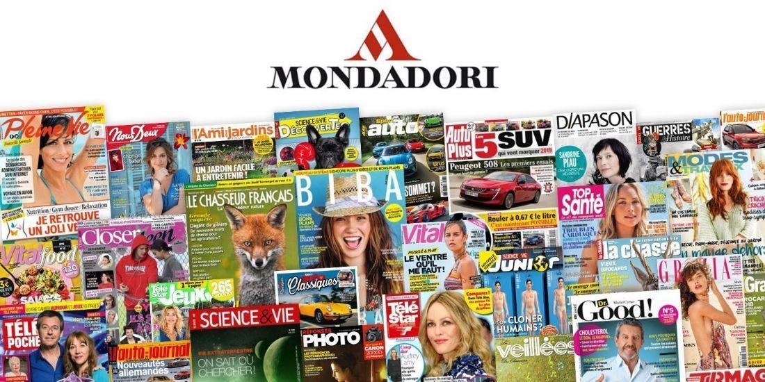 Le rachat par Reworld Media acté du côté de Mondadori