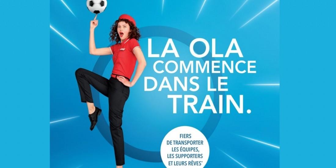 La SNCF et TGV Inoui prêts à nous transporter pour la Coupe du Monde