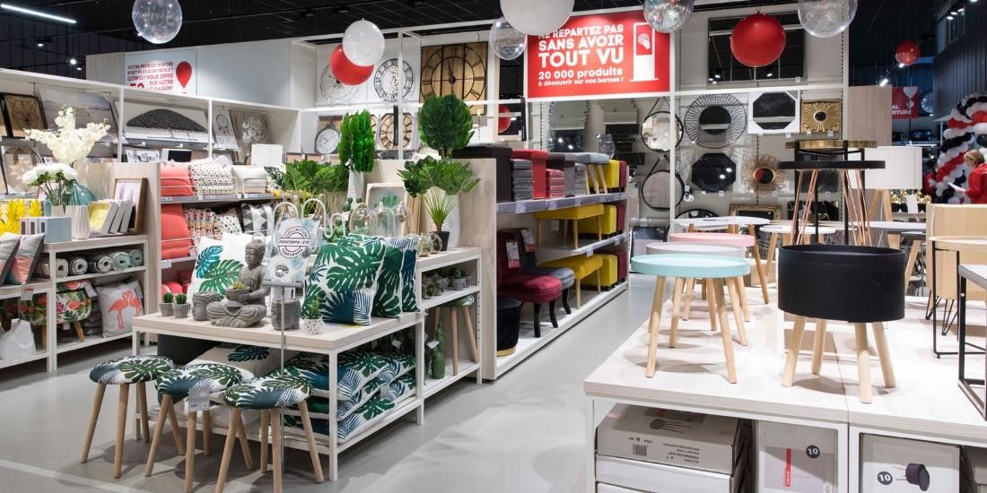 Conforama prévoit la fermeture de 42 magasins