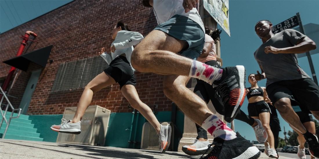 Adidas teste la livraison le jour même avec Zalando