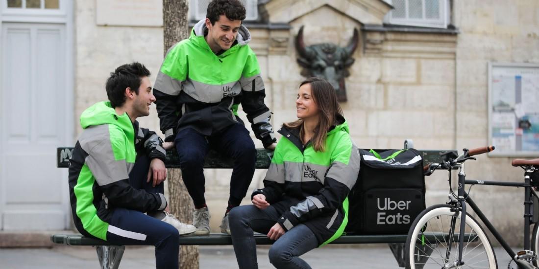 Uber Eats est sur tous les fronts