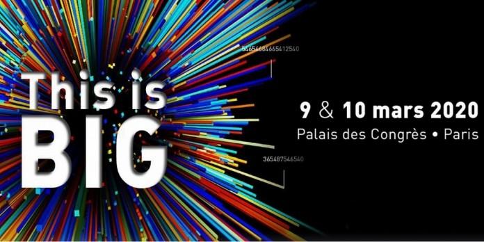 Big Data Paris: des données sur la donnée
