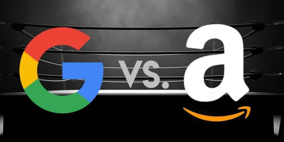 [Tribune] Amazon, à pas de géants sur les plates bandes de Google