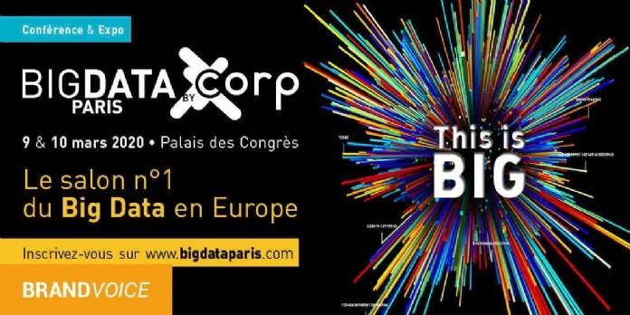 Obtenez votre badge gratuit pour Big Data Paris, les 9 et 10 mars prochain au Palais de Congrès de Paris !
