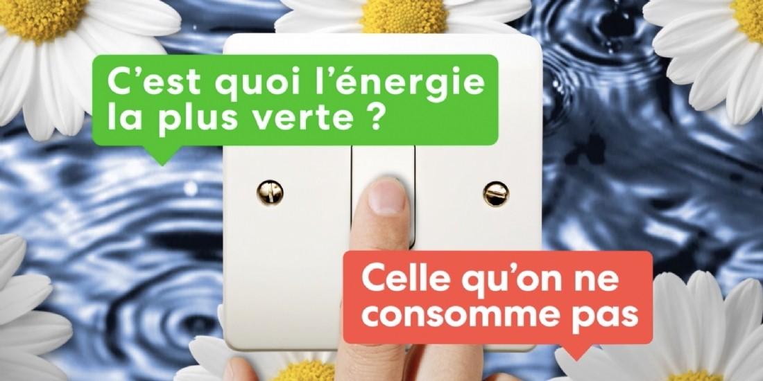 Le fournisseur Plüm promeut la décroissance énergétique dans sa dernière campagne