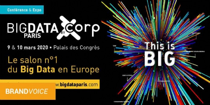 Focus sur le parcours marketing au salon Big Data Paris 2020