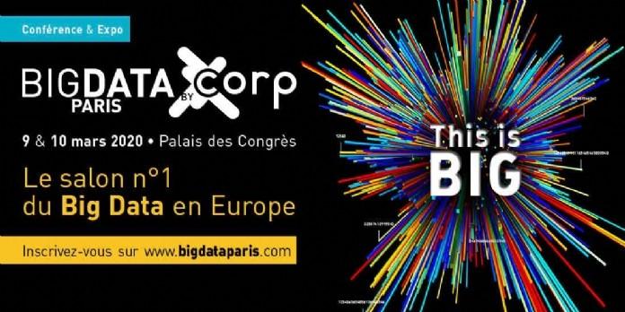 [J-7] Participez gratuitement au congrès Big Data Paris les 9 et 10 mars prochains avec votre pass salon !