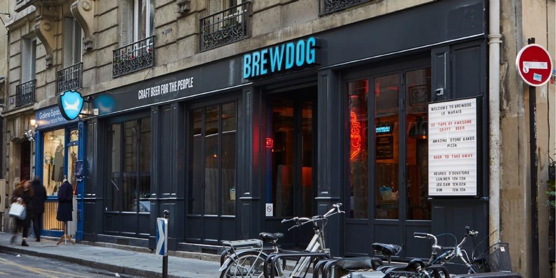 Face au Covid-19, Brewdog repense son mix-marketing pour 2020