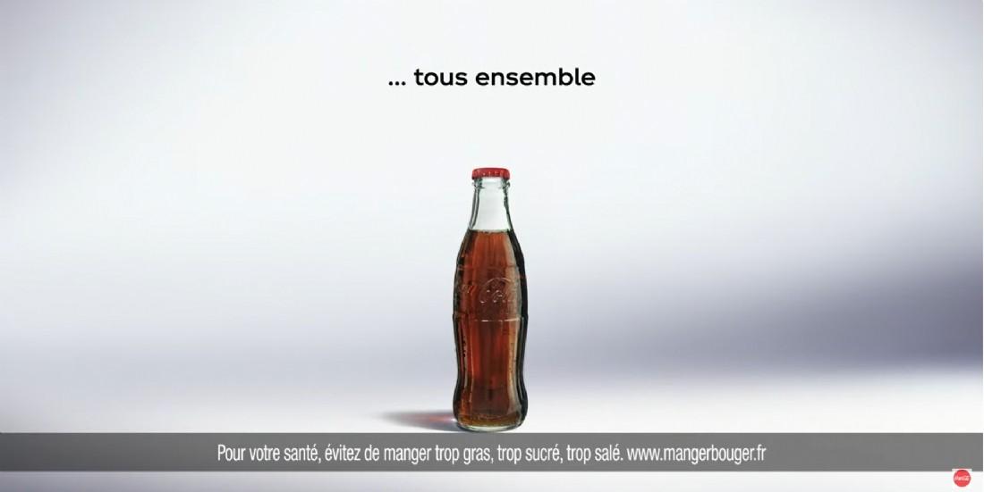 Coca-Cola revient en pub avec une campagne digitale optimiste