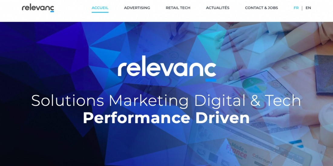 RelevanC Advertising poursuit le développement de sa plateforme R.A.P