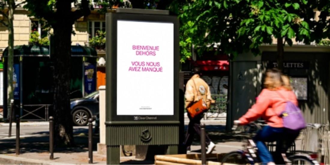 Clear Channel lance une 'offre verte' pour l'affichage print en France