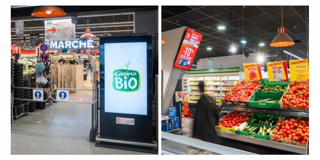 Clear Channel lance Corner, son offre DOOH in-store