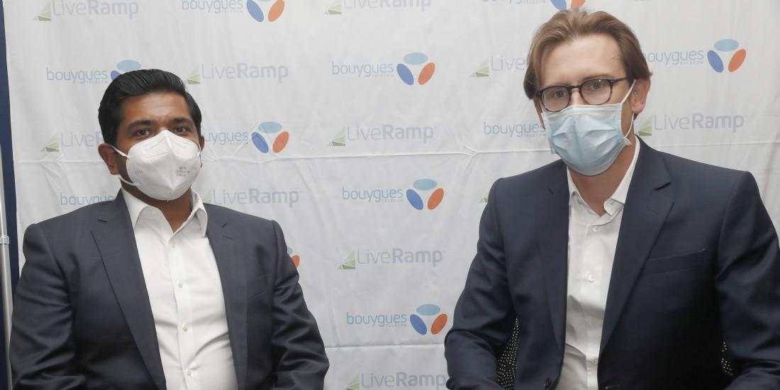 Bouygues s'associe à LiveRamp dans la mesure de campagnes TV