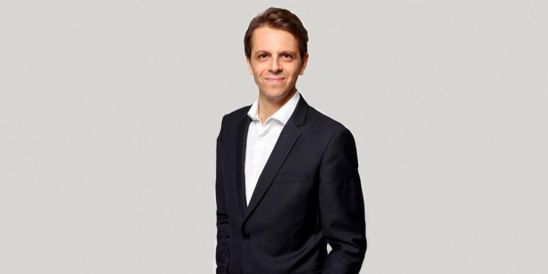 Benjamin Perret, le nouveau dircom d'EDF
