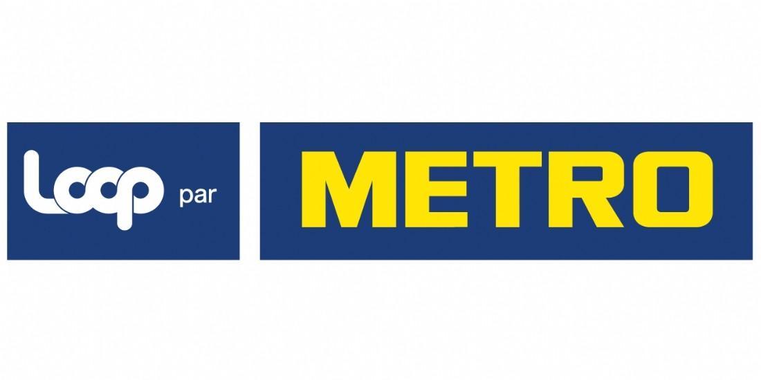 Metro s'associe à Loop pour proposer son modèle circulaire aux professionnels