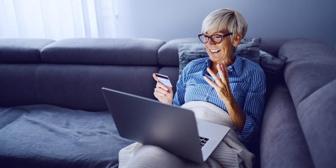 Le shopping en ligne comme ' thérapie ' pour atténuer le blues de la pandémie ?