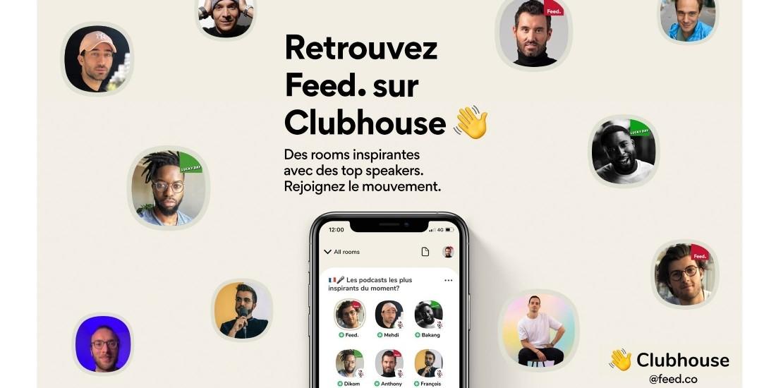 Clubhouse : comment Feed. y est devenu un média